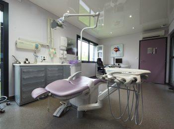 Cabinet dentaire du Dr Michel Laclavetine